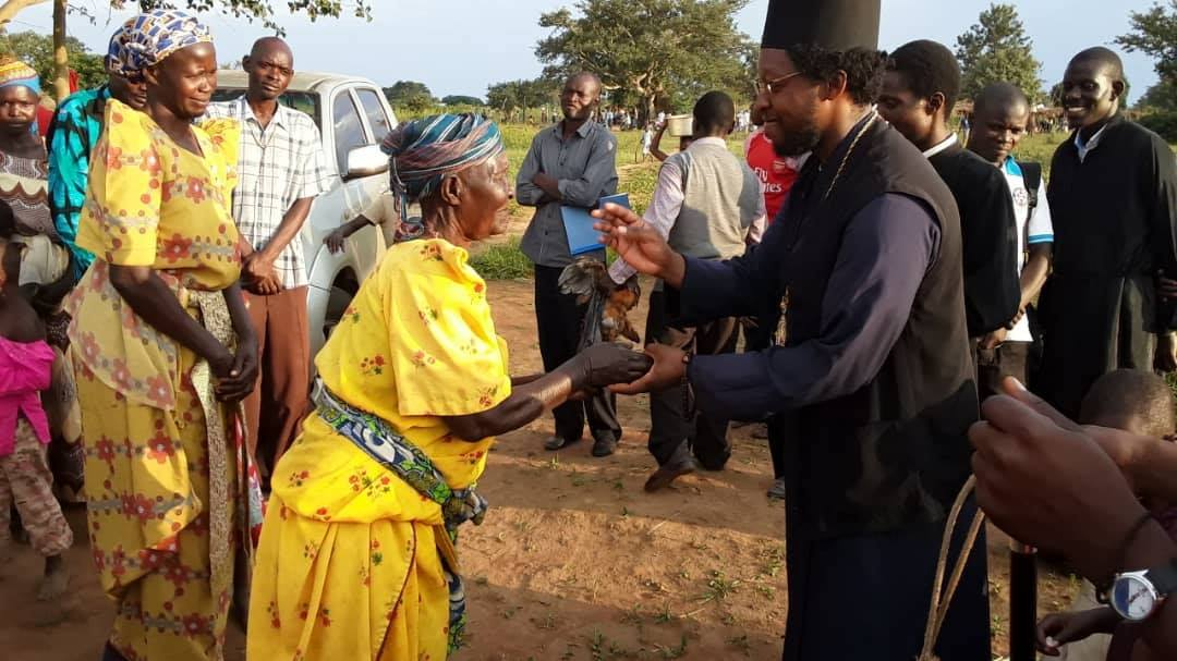 Η Παναγία η Παραμυθία στο κέντρο της Αφρικής- Κοιτίδες Ορθοδοξίας που ανθίζουν
