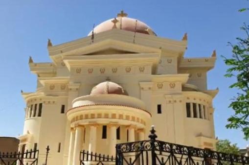 Τον Δεκαπενταύγουστο η πρώτη Θεία Λειτουργία στον Άγιο Κωνσταντίνο Καΐρου μετά τη μεγάλη ανακαίνιση