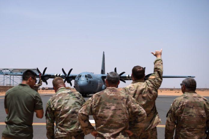 Η νέα αμερικανική βάση στην Αφρική είναι έτοιμη για χρήση