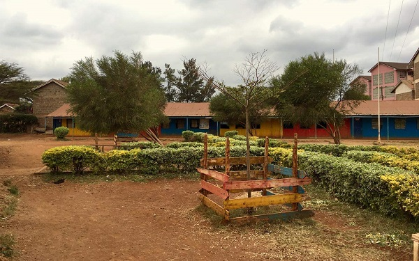 Εθελοντές από την Ξάνθη ανακαινίζουν σχολείο στην Κένυα