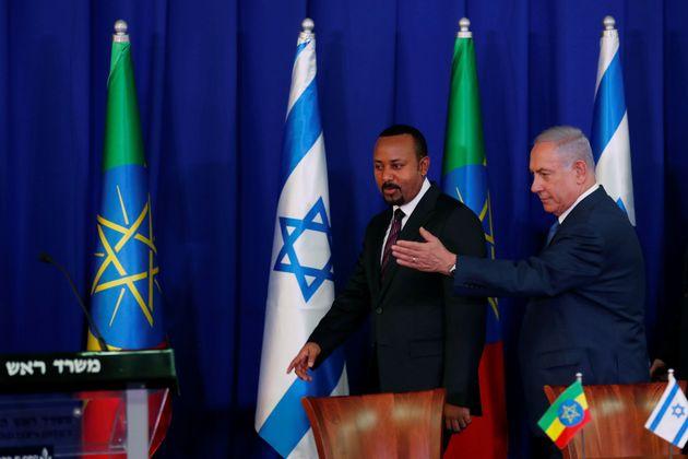 Η σημασία της επίσκεψης του πρωθυπουργού της Αιθιοπίας στο Ισραήλ