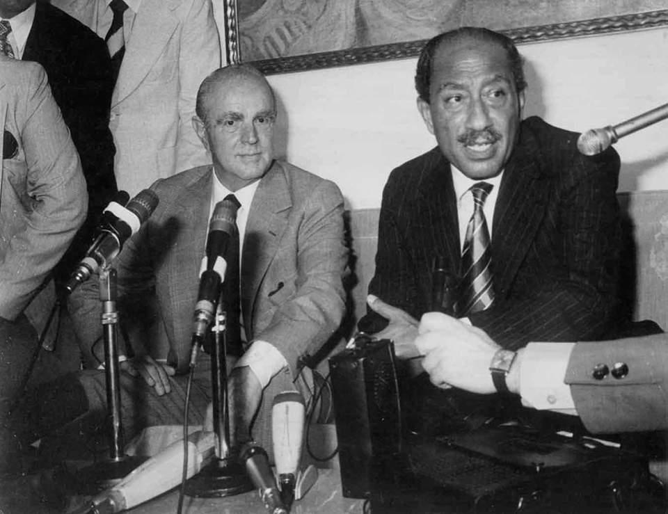 21 Ιανουαρίου 1976 – Ο Καραμανλής στην Αίγυπτο