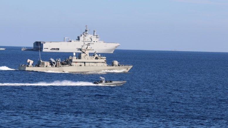 """Αίγυπτος, Ελλάδα, Κύπρος μαζί: Η """"Μέδουσα 19"""" σφίγγει το ζωνάρι της Άγκυρας στη Μεσόγειο"""