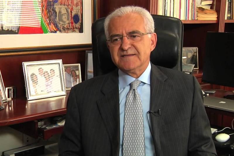 Χαιρετισμός του Υφ. ΥΠΕΞ Αντώνη Διαματάρη προς τον Απόδημο Ελληνισμό για την επέτειο της 28ης Οκτωβρίου