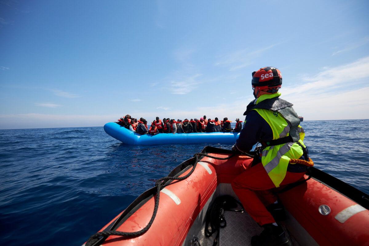 Λιβύη: Σχεδόν 7.000 μετανάστες διασώθηκαν από τις αρχές του 2019