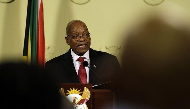 Σκάνδαλο με μίζες στη Νότια Αφρική