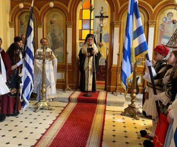 Η εορτή των Εισοδίων της Θεοτόκου στην Ηλιούπολη