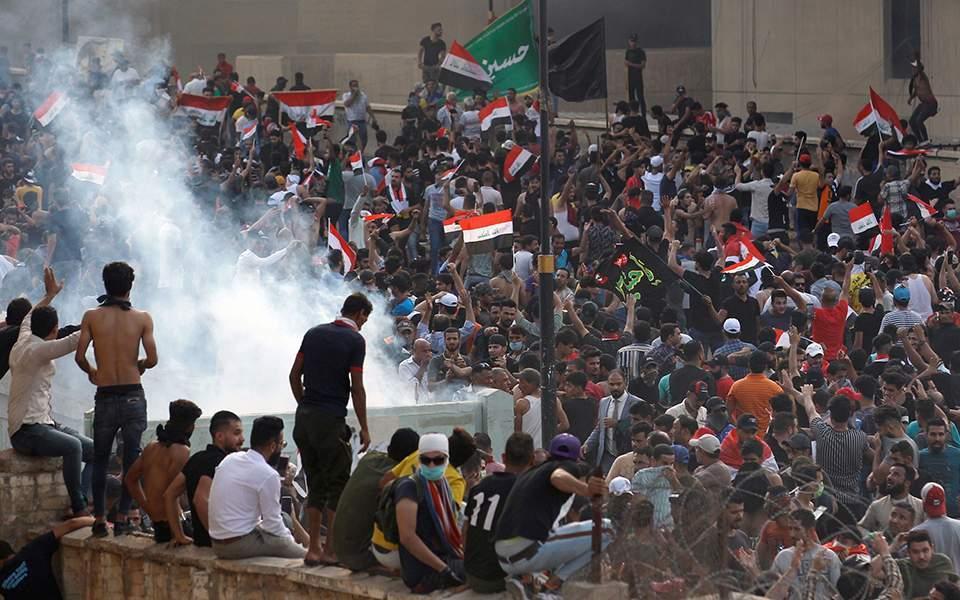 «Μίνι» Aραβική Aνοιξη συγκλονίζει τη Μέση Ανατολή