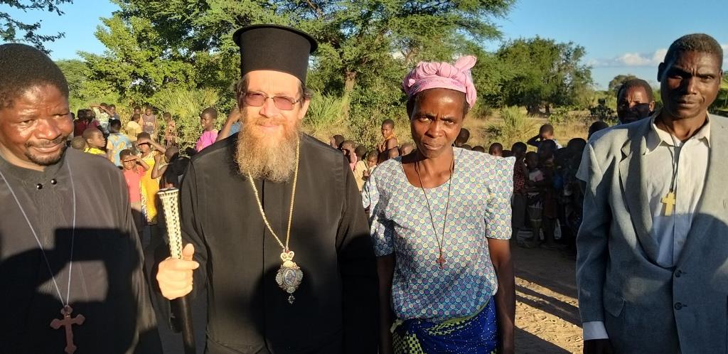 Στην Πάτρα ο Θεοφιλέστατος Επίσκοπος Μαλάουϊ κ.Φώτιος