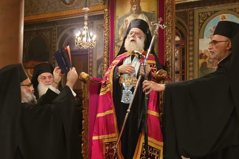 Στο Κάιρο ο Πατριάρχης Θεόδωρος για τα Χριστούγεννα – Λαμπροί εορτασμοί για τη μεγάλη γιορτή του Χριστιανισμού