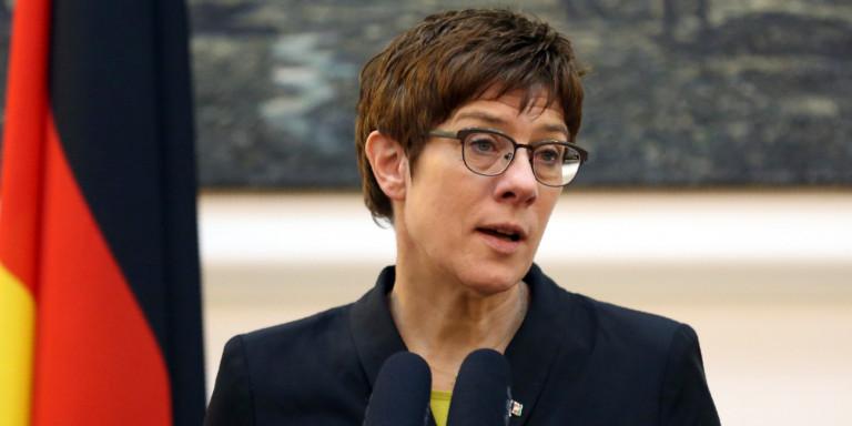 Η Καρενμπάουερ ετοιμάζεται να στείλει επιπλέον στρατό στο Μάλι