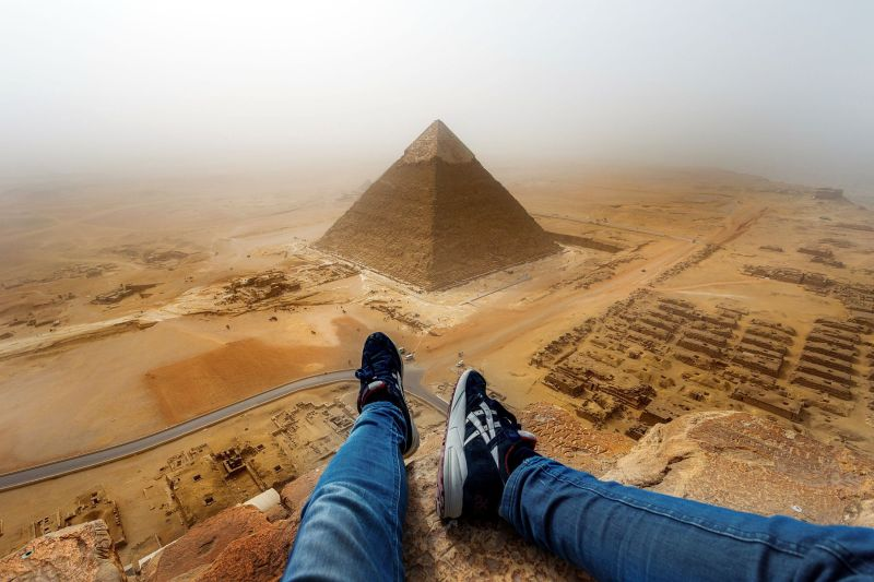 "Aίγυπτος: Στην κορυφή της λίστας του ""Independent"" για τα μέρη που αξίζει να επισκεφθείς το 2020"