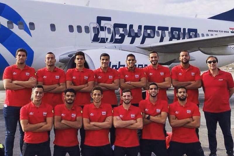 Mε τον Έλληνα προπονητή Κ. Βαμβακάρη αναχώρησε για το Παγκόσμιο στο Κουβέιτ η Εθνική Αιγύπτου Water Polo