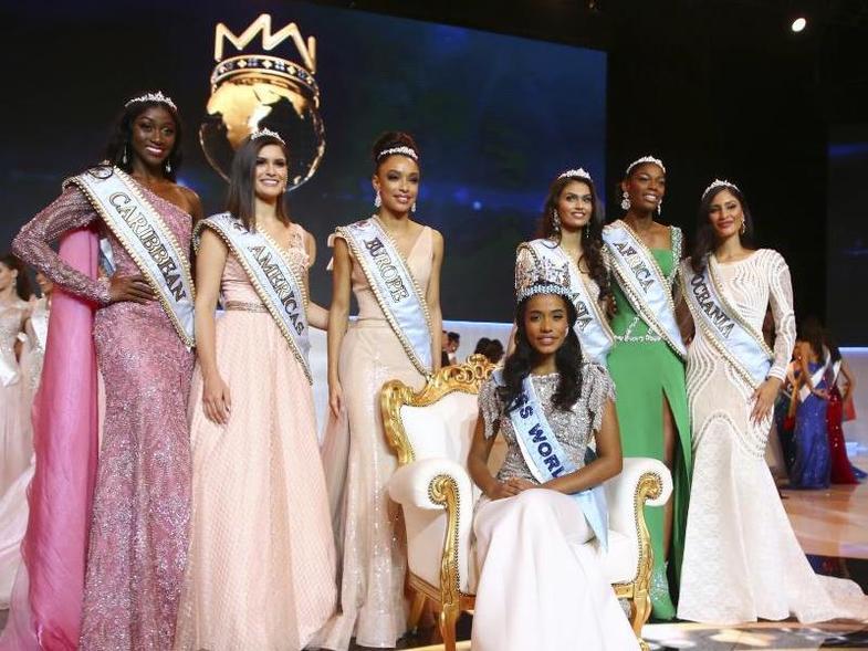 Η απίθανη αντίδραση της Miss Νιγηρία μόλις… έχασε τον τίτλο των παγκόσμιων καλλιστείων