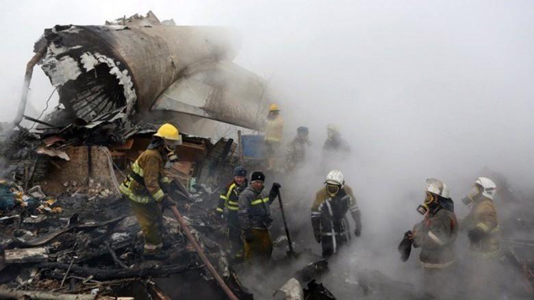 Αλγερία: Συνετρίβη εκπαιδευτικό αεροσκάφος