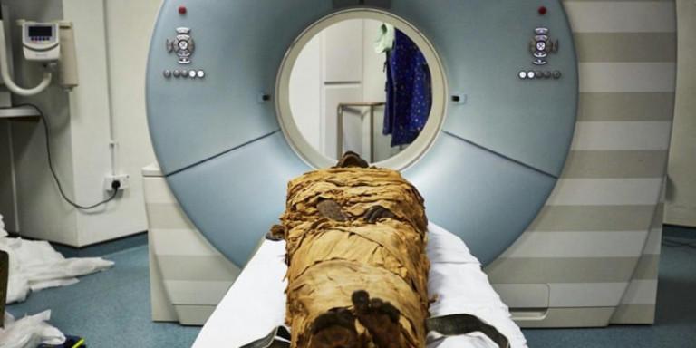 Η μούμια «μίλησε»: Φωνή Αιγύπτιου ιερέα ακούστηκε ξανά έπειτα από 3.000 χρόνια