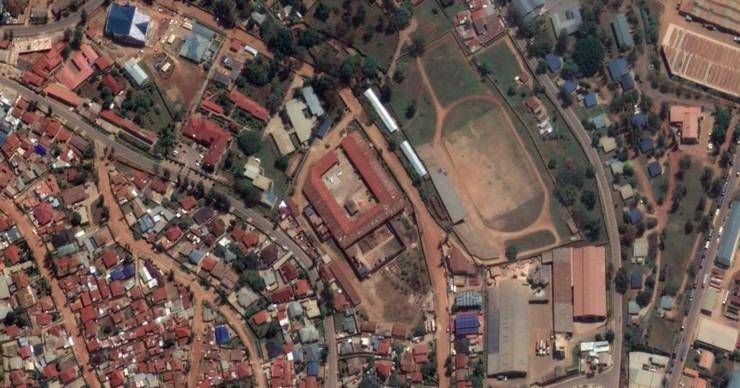 Σε κέντρο κράτησης δια της βίας τα παιδιά των δρόμων στη Ρουάντα