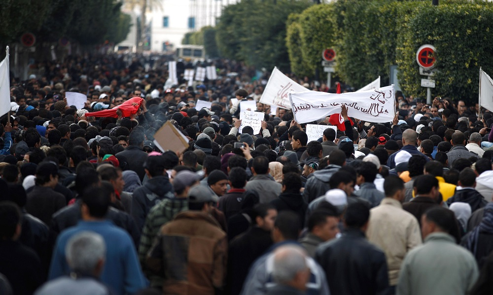 Τυνησία: Οκτώ χρόνια από την Επανάσταση των Γιασεμιών