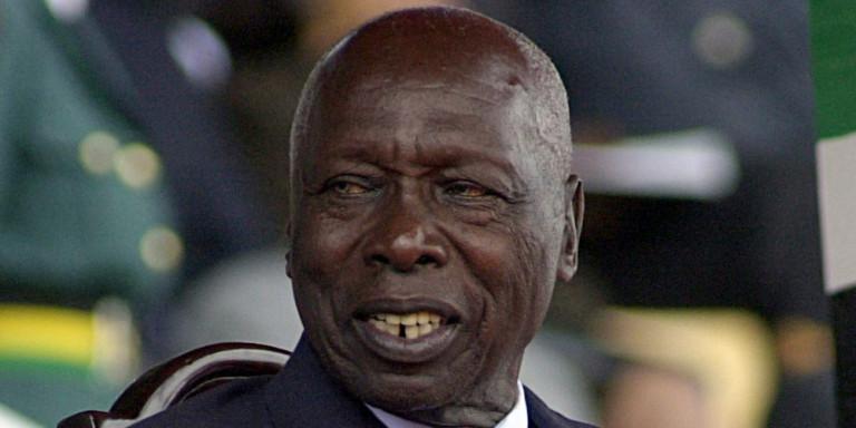 Έφυγε από τη ζωή ο πρώην πρόεδρος της Κένυας
