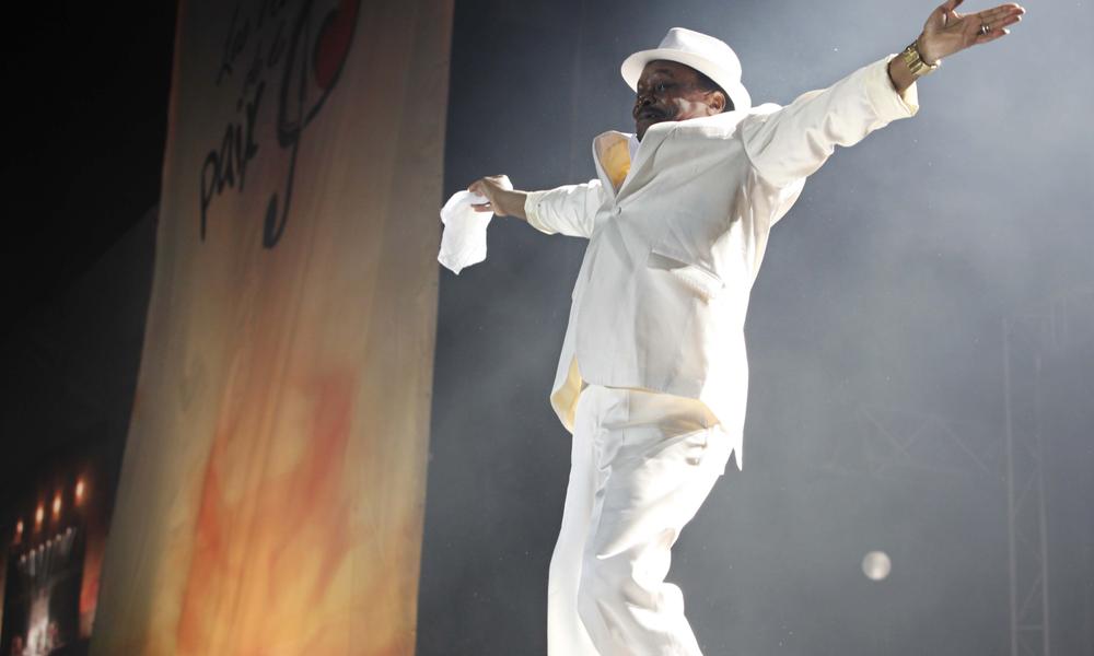Πέθανε ο Αφρικανός μουσικός Mory Kante