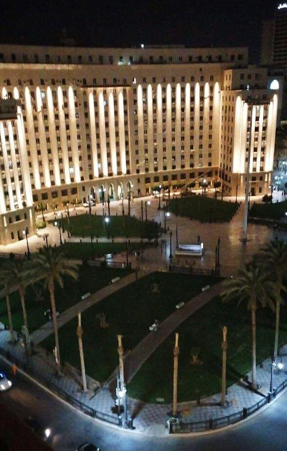 Αίγυπτος: Η ανακαίνιση της πλατείας Ταχρίρ στο Κάιρο