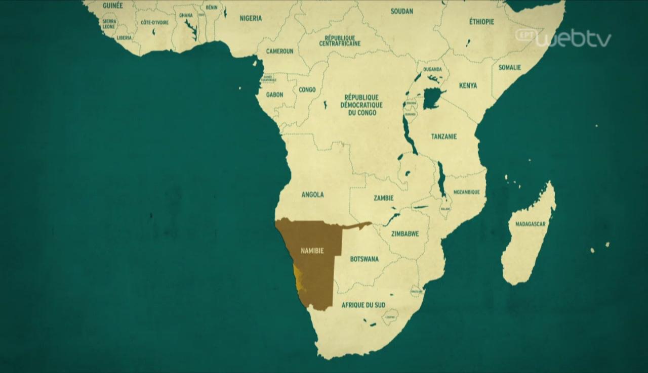 Απίθανα ταξίδια με τραίνο | Ναμίμπια