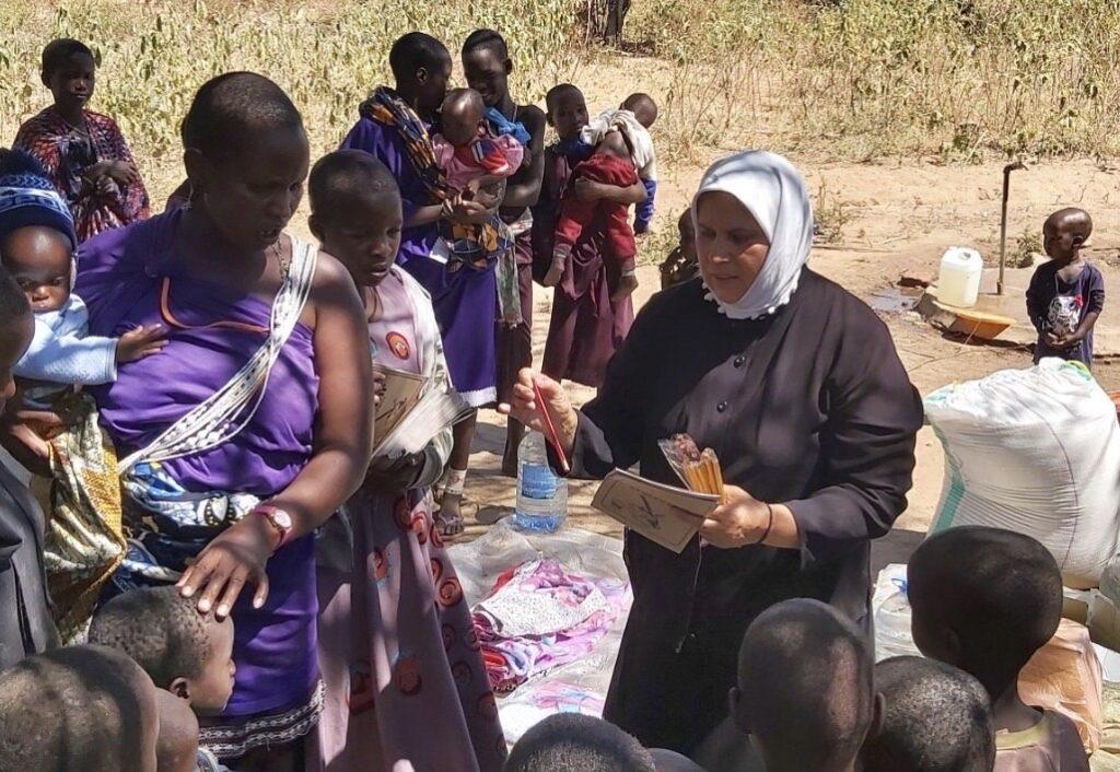 Δίνοντας ελπίδα στο χωριό των Μασσάι