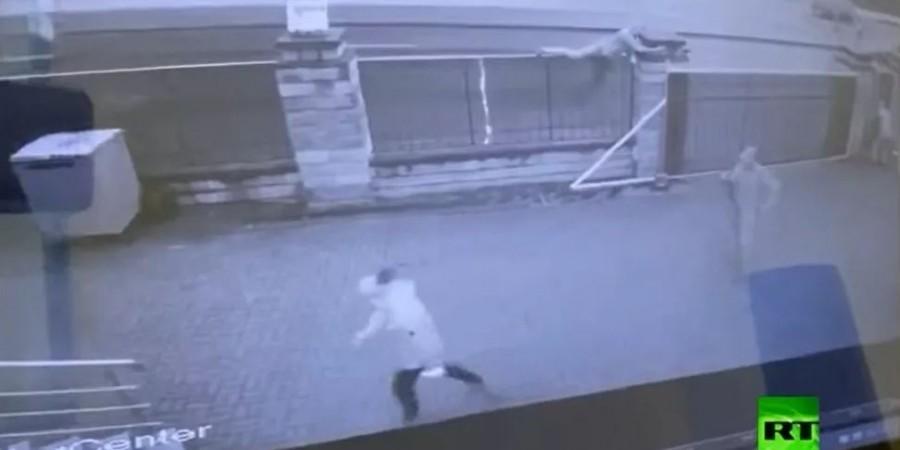 Ένοπλοι εισέβαλαν στην πρεσβεία της Λιβύης στο Μινσκ