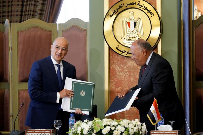 Αίγυπτος: Τι απαντά στην Τουρκία για την ΑΟΖ με την Ελλάδα