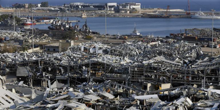 Εκρηξη στη Βηρυτό: Δεν έμεινε τίποτα όρθιο, λέει ο Πρόεδρος Ελληνικής Κοινότητας