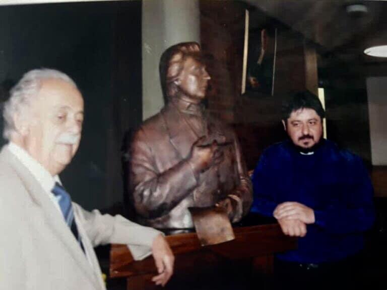 Η στενή φιλία του Μητροπολίτου Ζάμπιας με τον δικηγόρο του Μαντέλα