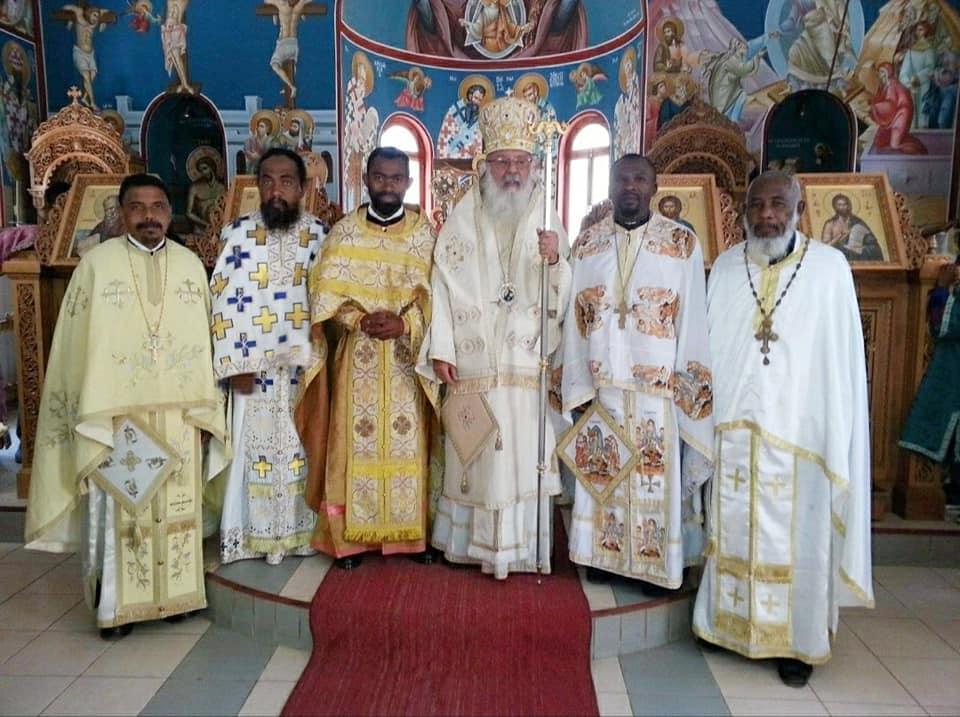 Νέα χειροτονία ιερέως στη Βόρεια Μαδαγασκάρη