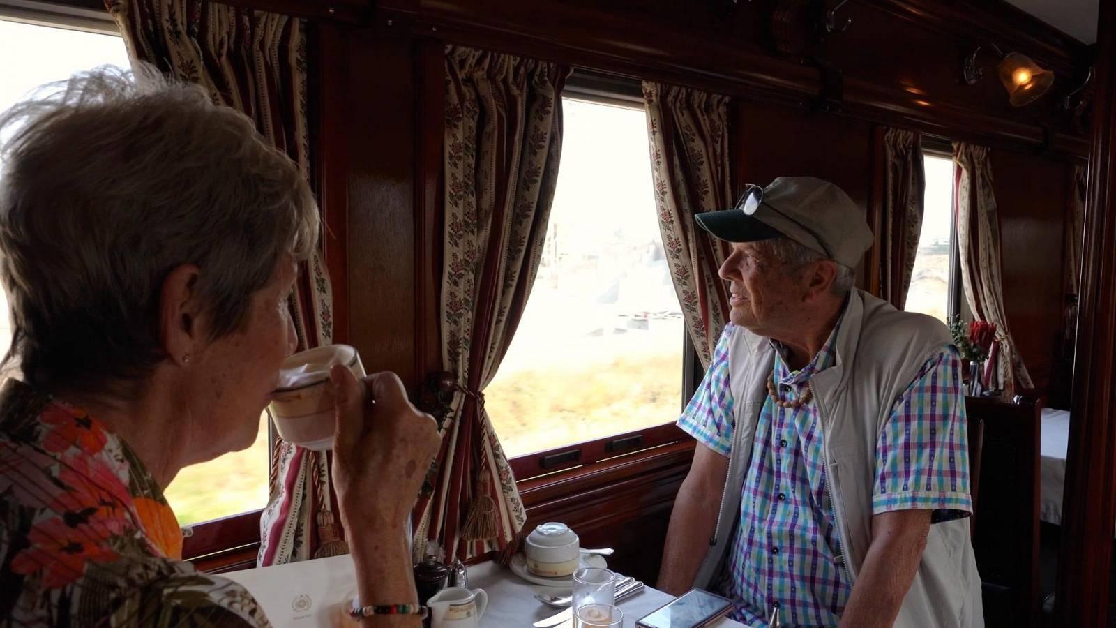 Τανζανία-Αγκόλα: Το τρένο των δύο ωκεανών