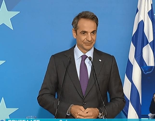 Μητσοτάκης: Κυρίως όσοι έφυγαν από την Ελλάδα την τελευταία δεκαετία θα έχουν το δικαίωμα ψήφου