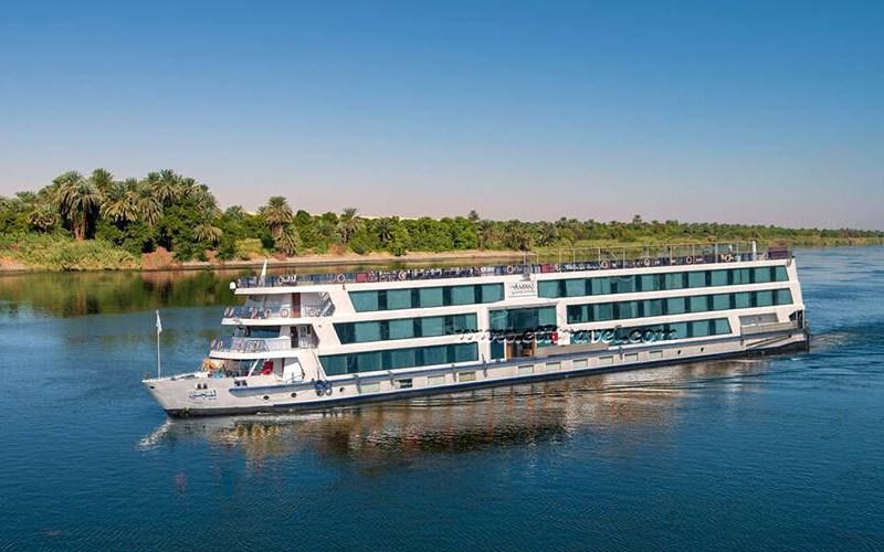 Λούξορ – Ασουάν: 15 πλωτά ξενοδοχεία πήραν πιστοποιητικά ασφάλειας και υγιεινής για τον COVID-19