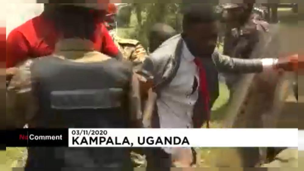 Σύλληψη υποψηφίου για την προεδρία στην Ουγκάντα