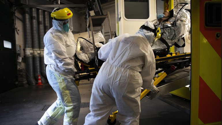 Αίγυπτος: 191 γιατροί πέθαναν από επιπλοκές του κορωνοϊού
