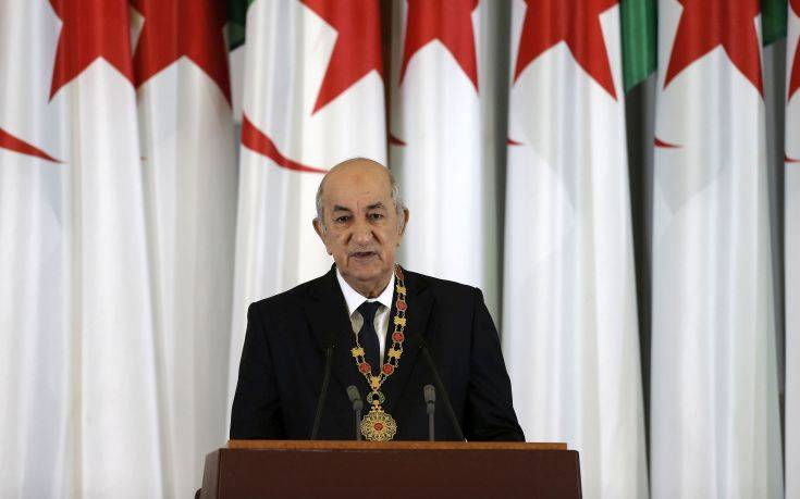 Προσβλήθηκε από κορονοϊό ο πρόεδρος της Αλγερίας