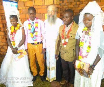 2 γάμοι και 80 βαπτίσεις στην Τανζανία