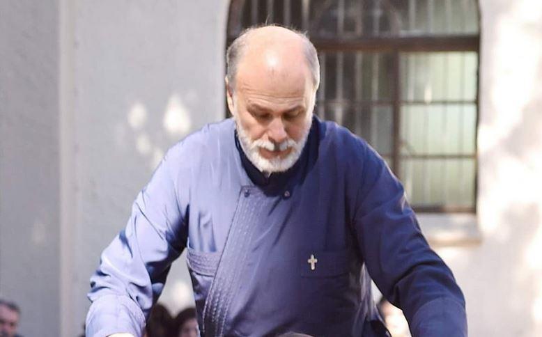 Έφυγε από την ζωή ο εκπ/κός κι ιερέας της Ελληνικής Κοινότητας Μπλουμφοντέιν στη Ν. Αφρική, π. Γεώργιος Τσιφτσής, από την Καρυδίτσα Κοζάνης
