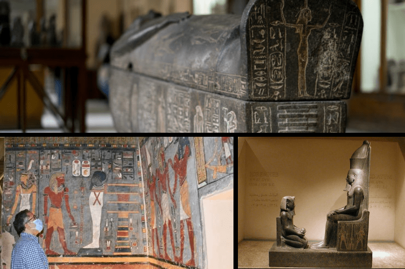 Αποκαταστάθηκε και άνοιξε για το κοινό ο τάφος του Ραμσή Α' στο Λούξορ