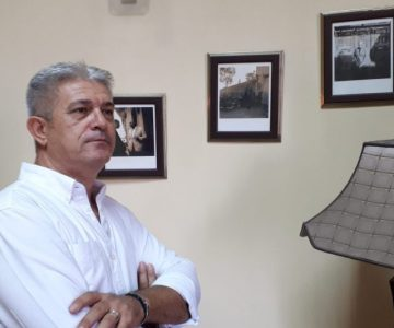 Ο Διευθυντής της Αχιλλοπουλείου, Αναστάσιος Αναστασίου μιλά για τη διδασκαλία της Ελληνικής Γλώσσας