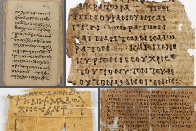 5.000 Αιγυπτιακά αντικείμενα και πάπυροι με προσευχές ακόμη και στα Ελληνικά επαναπατρίσθηκαν από την Ουάσιγκτον