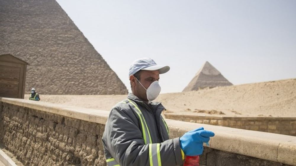 Αίγυπτος: Άλλοι 52 άνθρωποι κατέληξαν από επιπλοκές του κορονοϊού