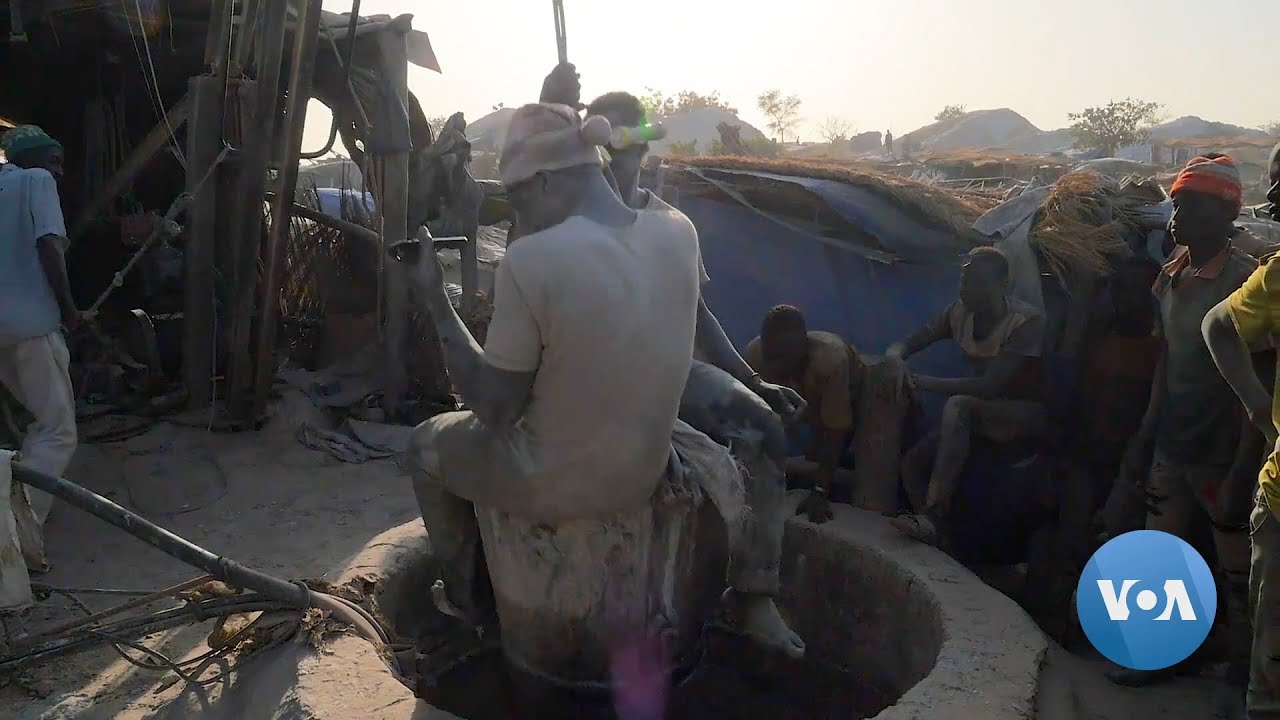 Στα ορυχεία αναγκάζονται να δουλέψουν παιδιά στη Δ. Αφρική
