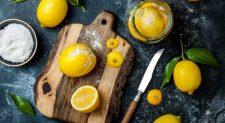 Λεμόνια στο βάζο, όπως στο Μαρόκο, έχετε δοκιμάσει;