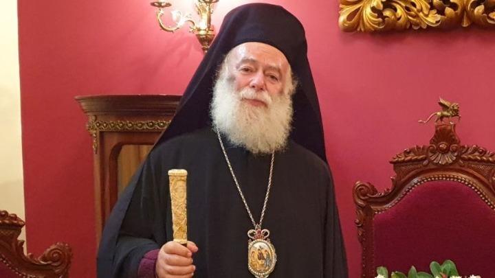Πατριάρχης Αλεξανδρείας Θεόδωρος: «Σύμβολο της Ελληνικής Επανάστασης του 1821 στην Αίγυπτο, ήταν ο Πατριάρχης Θεόφιλος ο Πάτμιος»