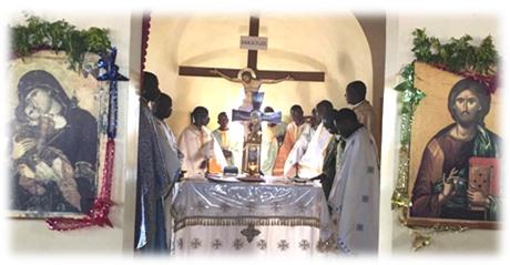 O Κύριος άνοιξε την «θύρα» της ιεραποστολής στη Μπουκόμπα