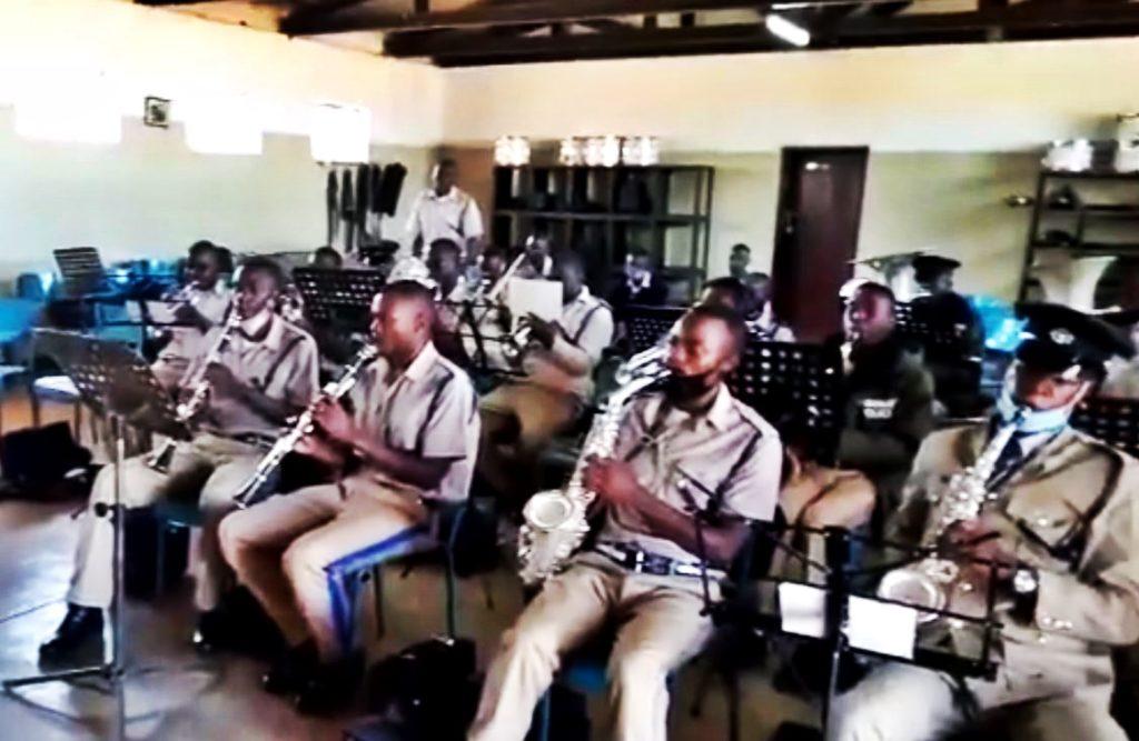 Πρόβες της Φιλαρμονικής στη Ζάμπια για τα Εγκώμια του Επιταφίου