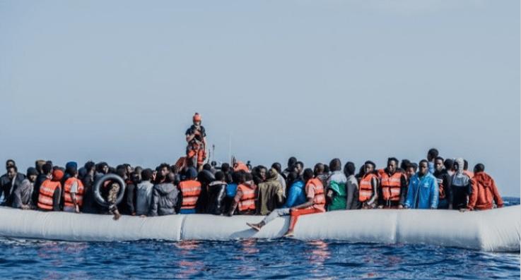 Λιβύη: Το πλοίο Ocean Viking διέσωσε 236 ανθρώπους στη Μεσόγειο, σχεδόν οι μισοί είναι ασυνόδευτοι ανήλικοι